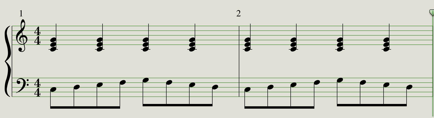 Hands Coordination [PSH] - Piano University